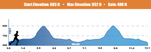 Syracuse Run profile