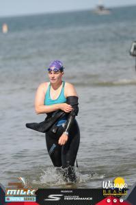 2016-08-27 | 2016 MultiSport Wasaga Beach Triathlon (Saturday)