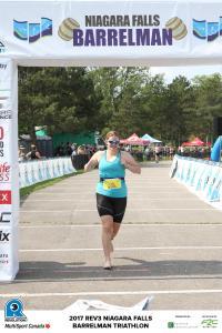 2017-09-17 | 2017 Rev3 Barrelman Triathlon