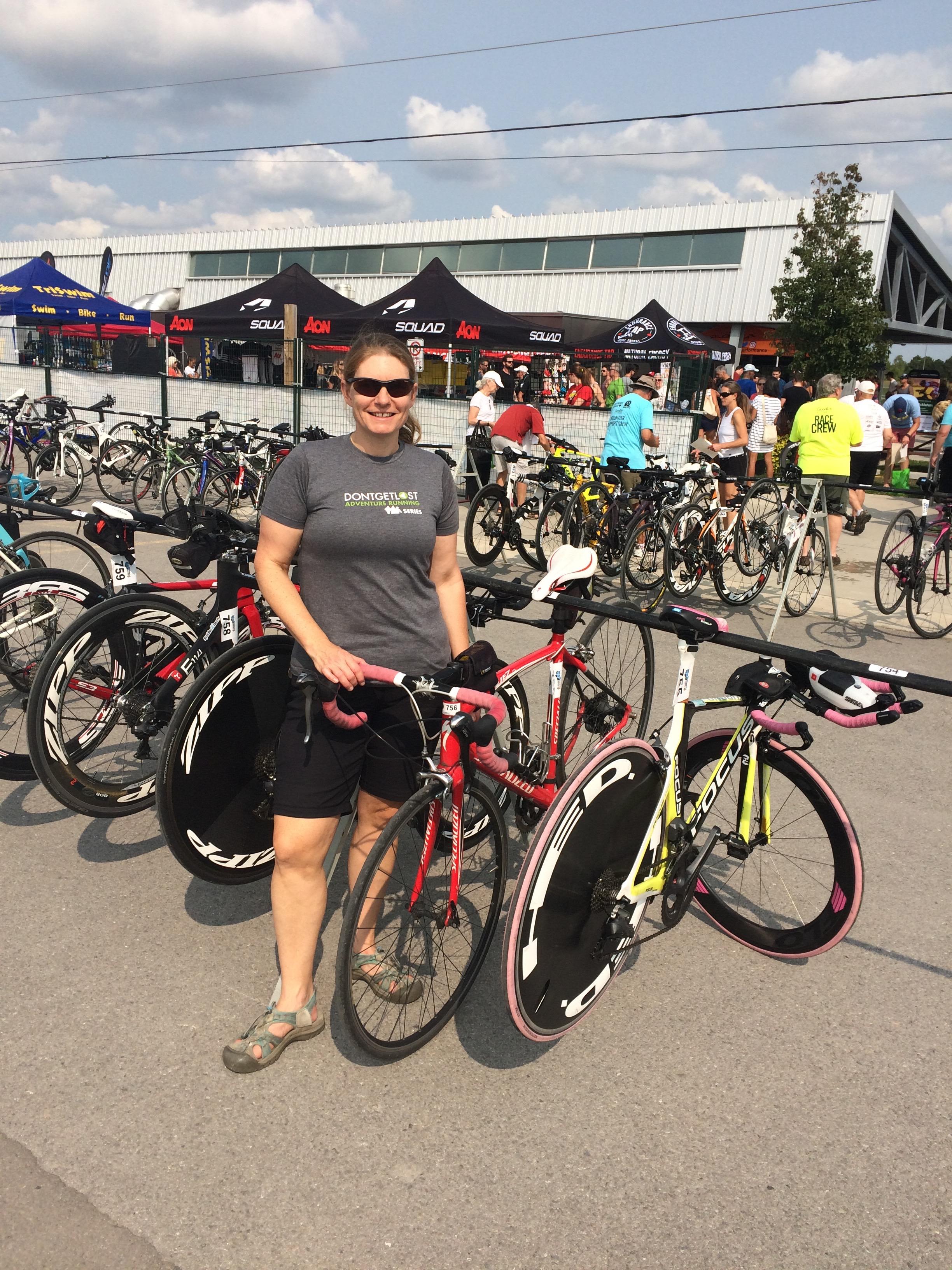 Race report: Rev3 Niagara Falls Barrelman Swim/Bike 2017